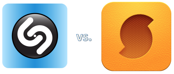 Shazam VS. SoundHound | The App Empire